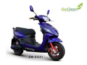 Moto Electrica Scooter Chameleon Go-green