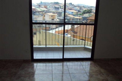 Lindo Apartamento Para Locação No Vila Rosália Com 2 Dorm, 1 Vaga, 65 M² - 1151