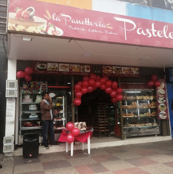 Se Vende Pastelería - Cafetería