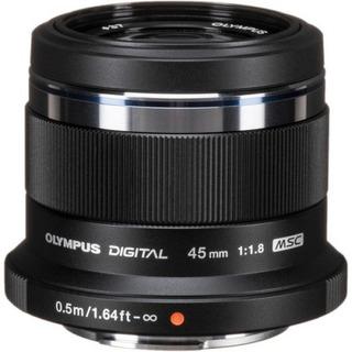 Lente Olympus 45mm F/1.8 Negro