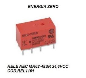 Rele Mr62-48sr Nec 2x Rev. Cod.rel1161