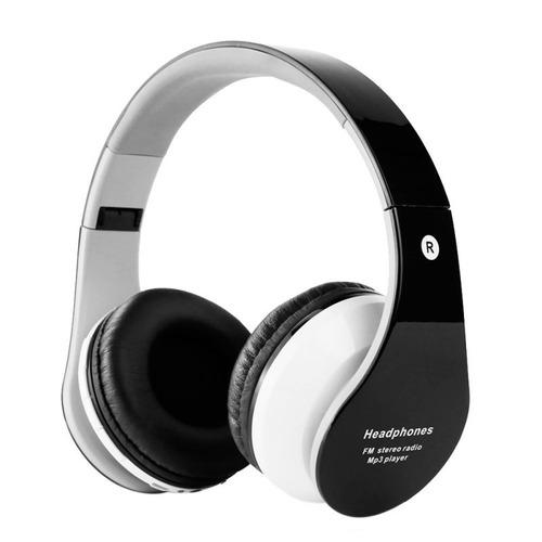Fone De Ouvido Headphone Bluetooth Sem Fio Micro Sd Usb B-01