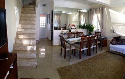 Casa Em Jardim Sabiá, Cotia/sp De 108m² 3 Quartos À Venda Por R$ 413.400,00 Ou Para Locação R$ 2.500,00/mes - Ca121263lr