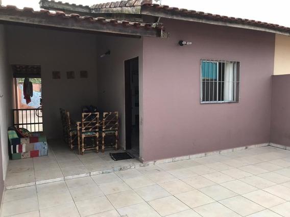Casa Em Mongaguá Ótima Localização R$ 8002 C