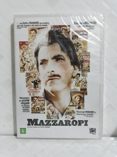 Dvd Mazzaropi Documentário Original