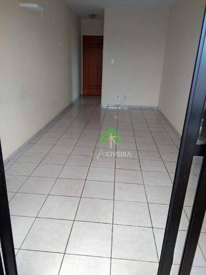Apartamento Com 2 Dormitórios À Venda, 53 M² Por R$ 240.000 - Jardim Casablanca - São Paulo/sp - Ap0908