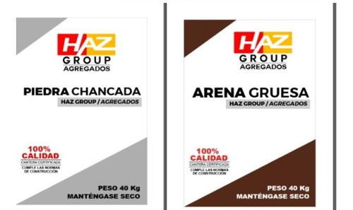 Arena Gruesa En Sacos Y Por M3