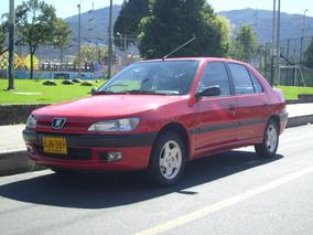 Peugeot 306xn Sedan 4 Puertas Fabricación Chilena, Modelo 98