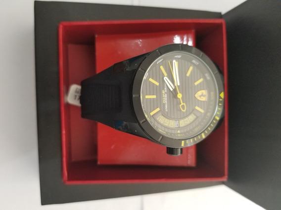 Reloj Para Hombre Scuderia Ferrary Redrev T 0830426