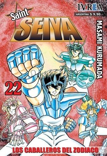 Saint Seiya Caballeros Del Zodiaco 22 - Masami Kurumada