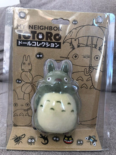 Totoro Original Importado Japon Caja