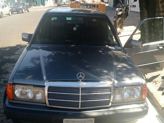 Mercedes 190e 1992