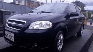 Aveo Emotion 2015 Gls