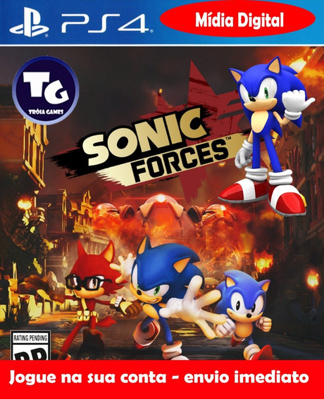 Sonic Forces - Episode Shadow - 16 Dias