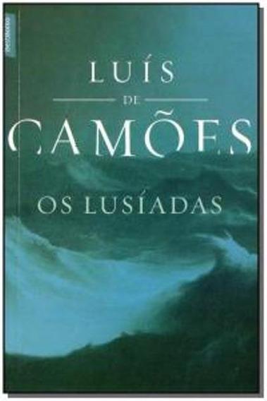 Livro - Literatura Estrangeira - Os Lusíadas