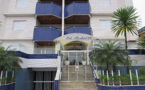 Imagem 1 de 29 de Apartamento Com 2 Dorms, Real, Praia Grande - R$ 193 Mil, Cod: 2116 - V2116