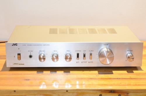 Amplificador  Jvc As-3   Hi-fi   Clase  A
