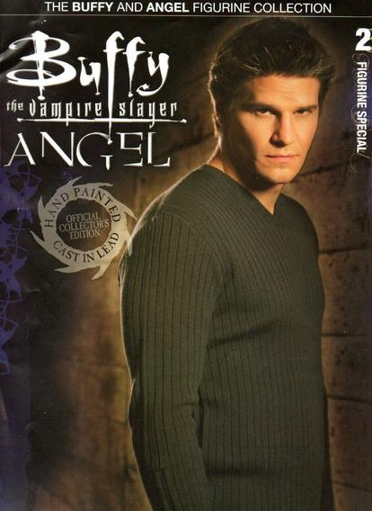 Apenas A Revista Em Ingles Do Angel - Bonellihq Cx341 J19