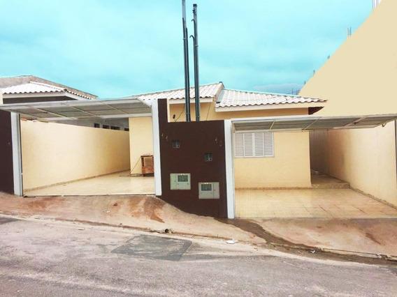 Casa Com 2 Dormitórios À Venda, 55 M² Por R$ 260.000 - Jardim São Judas Tadeu - São Paulo/sp - Ca2001