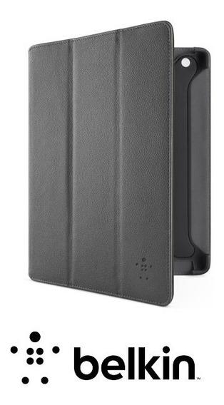 Capa iPad 2 3 4 Kit Book Cover + Traseira Case Protetora