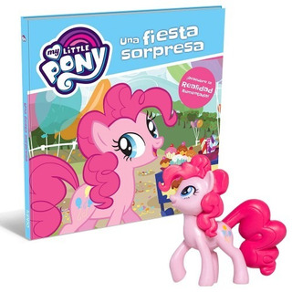 Nº02 Pinkie Pie Coleccion My Little Pony + Libro 0110874