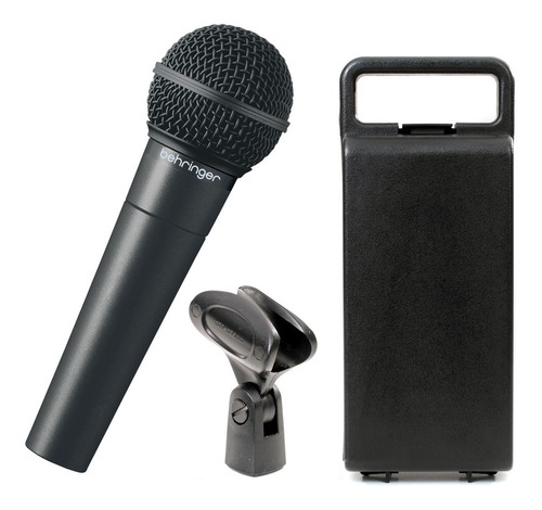 Micrófono Dinámico Alámbrico Behringer Xm8500 + Garantía