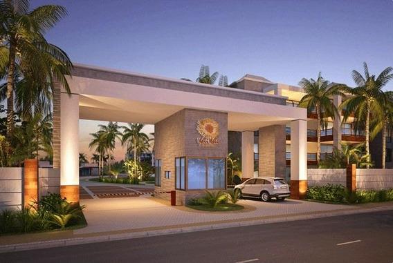 Apartamento Residencial À Venda, Cumbuco, Caucaia. - Ap1446