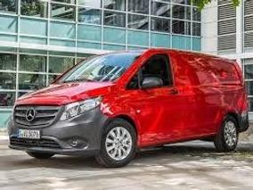 Mercedes Benz Vito Furgón Mixto X $87.300 Y Saldo En Cuotas