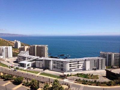 Av. Costa De Montemar, Espectacular Vista Despejada Y Asegurada, Excelente Estado