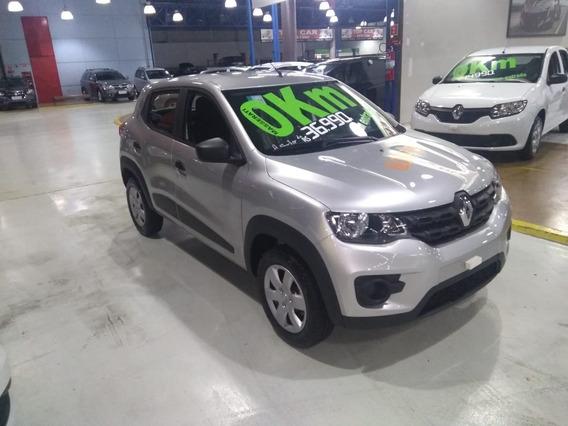 Renault Kwid Zen Okm Financiamento Sem Entrada !!!