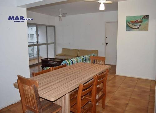 Imagem 1 de 18 de Apartamento Residencial À Venda, Barra Funda, Guarujá - . - Ap11067
