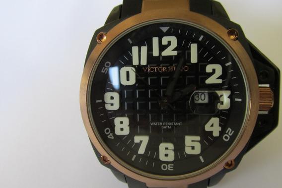 Relógio Victor Hugo Novimento Quartz