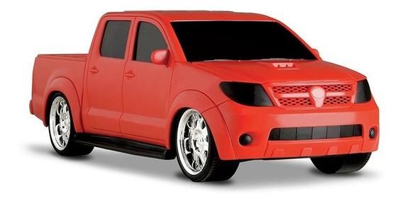 Carrinho Infantil Pick-up Vision Hilux Toyota - Roma