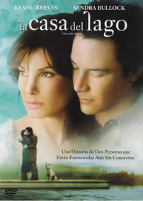 La Casa Del Lago Keanu Reeves Sandra Bullock Pelicula Dvd