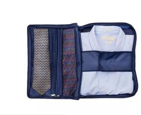 Porta Camisa Gravata Organizador Viagem Secalux