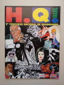 Livro Histórias Em Quadrinhos 2°concurso Nacional B130