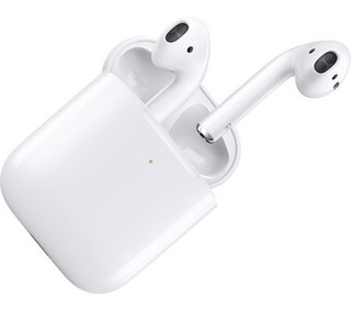 Fone Apple AirPods 2 2019 Carreg Wireless Mrxj2am/a 12x Nfe
