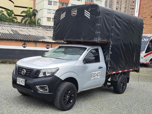 Nissan Frontier 2018 2.5l Asl Gasolina