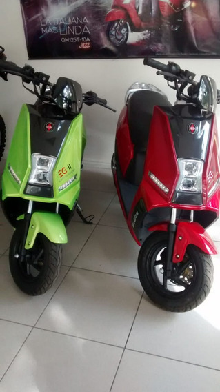Moto Electrica Gilera Eg2 0km Litio 1200w 2019 A 22/02