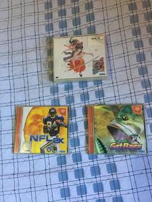 Jogos Da Dreamcast Originais