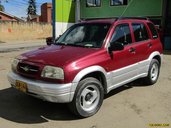 Chevrolet Grand Vitara 2.5 4x4