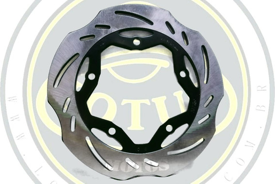 Disco De Freio Traseiro Dafra Maxsym 400 Original Sym 60603-t42-000 Com Nota