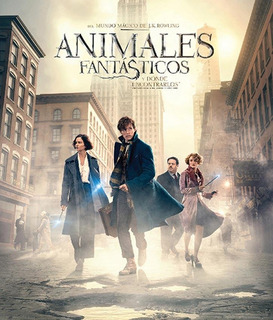 Blu-ray - Animales Fantasticos