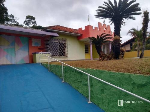 Casa Para Alugar, 150 M² Por R$ 4.500,00/mês - Jardim Pinheiros - Embu Das Artes/sp - Ca0565