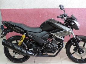 Yamaha Ys Fazer 150 Sed 2018 3 Mil Km