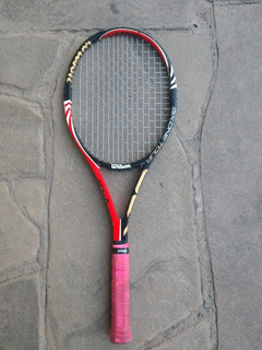 Raquete De Tênis Wilson Six-one