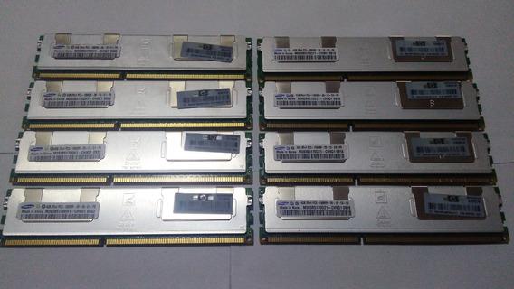 Kit 32gb Mac Pro 5,1 4,1 2012 2010 2009 - 8x4gb Ddr3 Ecc Reg