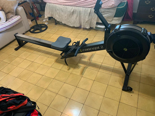 Concept2 Indoor Rower Model D With Monitor Pm5