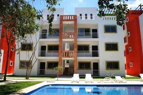 Venta De Departamento Cerca Del Aeropuerto Y Universidades De Cancún