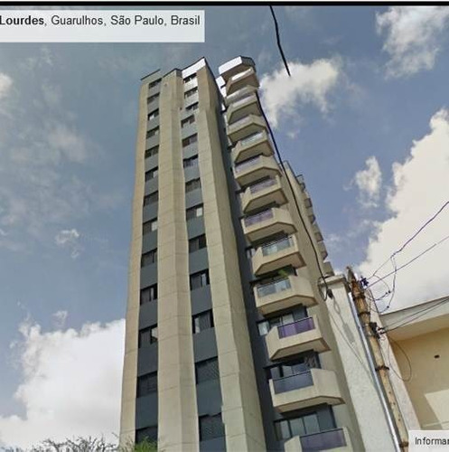 Imagem 1 de 12 de Apartamento Com 3 Dormitórios, 107 M² - Venda Por R$ 580.000,00 Ou Aluguel Por R$ 2.250,00/mês - Vila Galvão - Guarulhos/sp - Ap1255